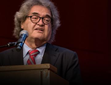 """Helmut Markwort zur aktuellen politischen Rhetorik: """"Gehaltvolle, überzeugende Reden sind ein Mittel gegen die Selbstzerstörung."""""""